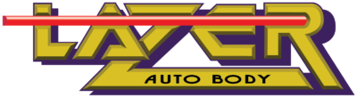 Lazer Autobody Logo
